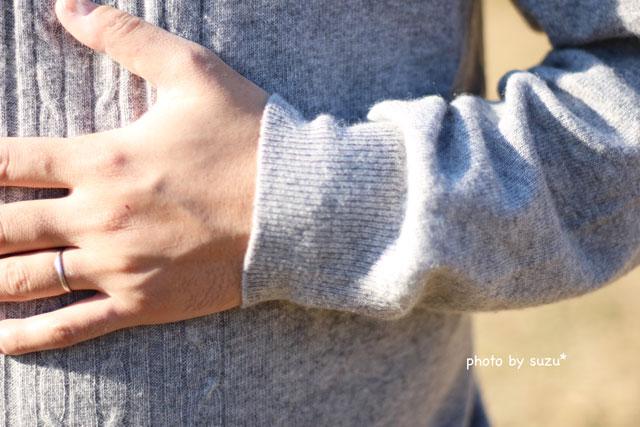 手部分の画像